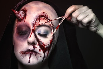 Special Effects Makeup: Beginner Level